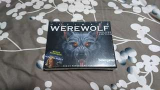 🆕 Ultimate Werewolf Deluxe Edition Card Game
