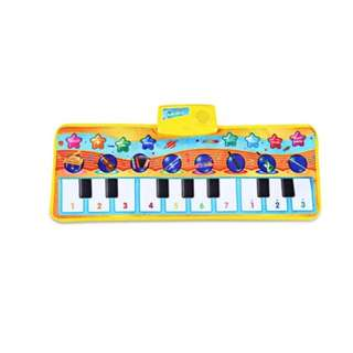 Piano Carpet With Music For Kids