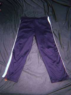 Korean track pants