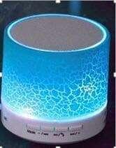 Wireless LED speaker