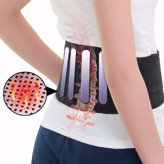🚚 Tourmaline Back Pain Relief And Support Belt