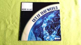 MOODY BLUES . out of this world. Vinyl record