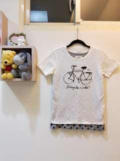 🚚 潮牌👉Chocoolate  T-shirt(XS ) +背心(S)兩件合售