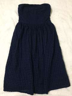 Old Navy Tube Eyelet Dress