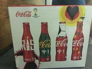 Coca-Cola FIFA 2014 Brazil Boxset of 4