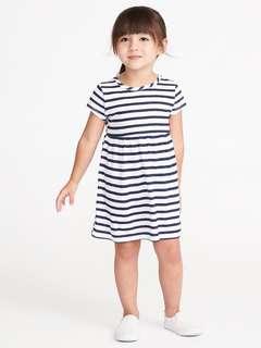 Bnwt old navy striped dress