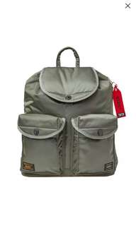 Porter x Wtaps Backpack