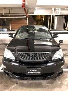 FTC專業汽車上門美容