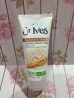 St ives sale oatmeal baru original mask