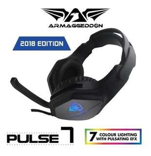 Armaggeddon Pulse 7 Percise 2.1 Stereo Gaming Headset