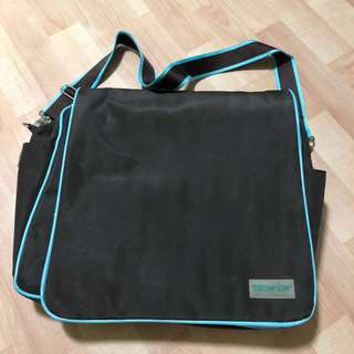 "Unisex Sling Bag for Baby things ""waterproof """