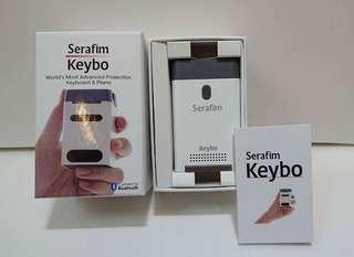 100%全新Serafim Keybo鐳射投影鍵盤