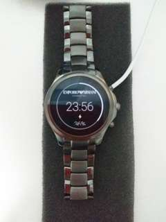 Emporio Armani Connected 全熒幕智能手錶 + Android Wear 2.0