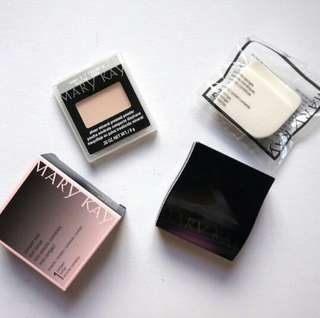 Mk Pressed powder