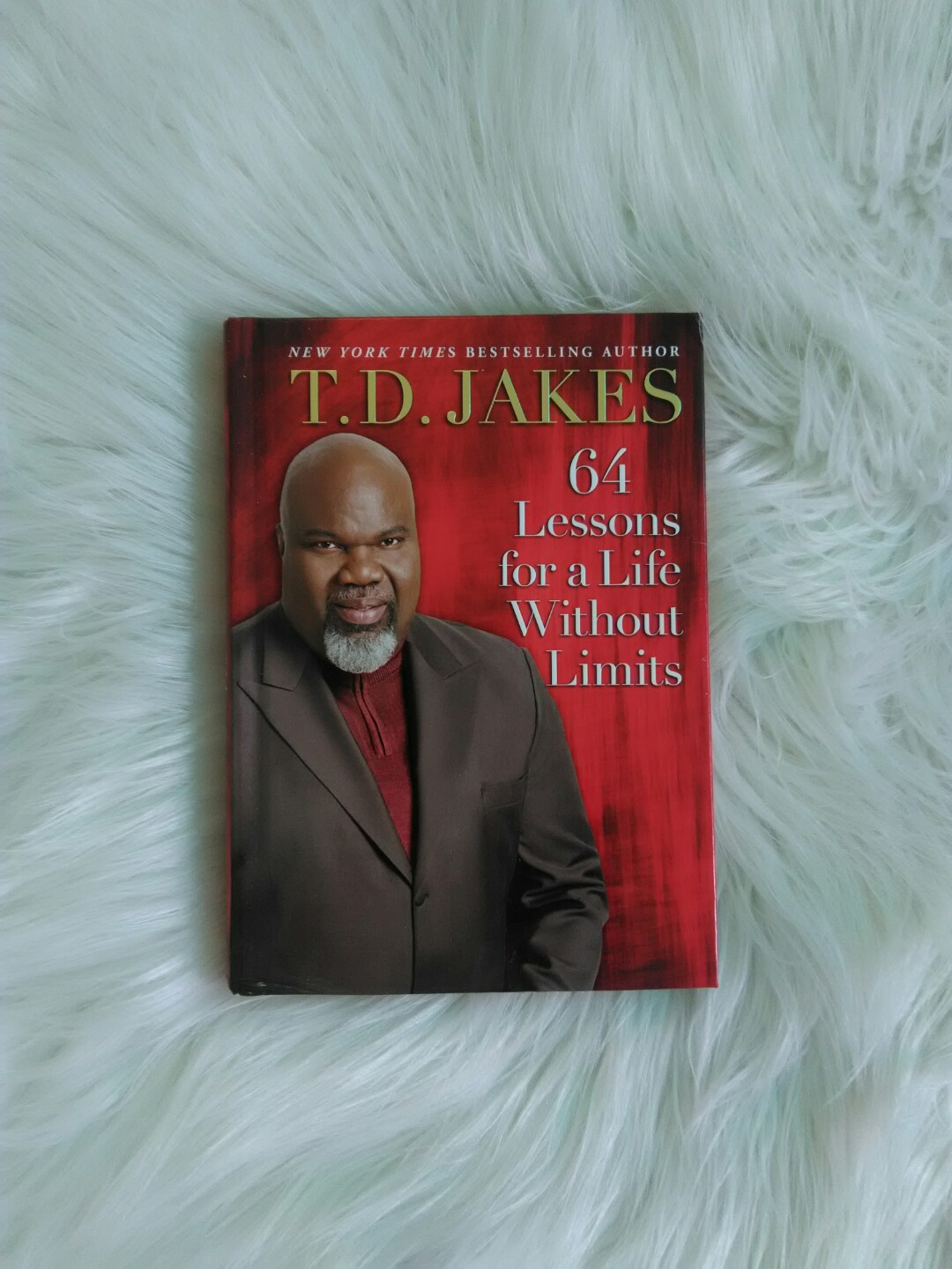 64 Lessons For a Life Without Limits by T.D. Jakes, Books, Books on  Carousell