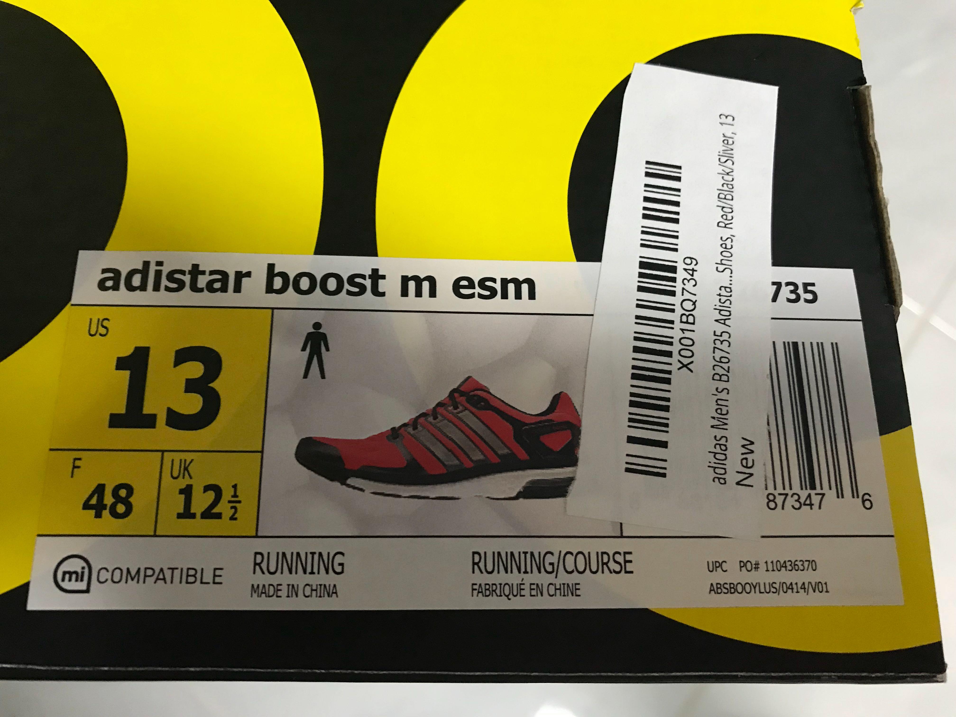 adidas adistar boost 48
