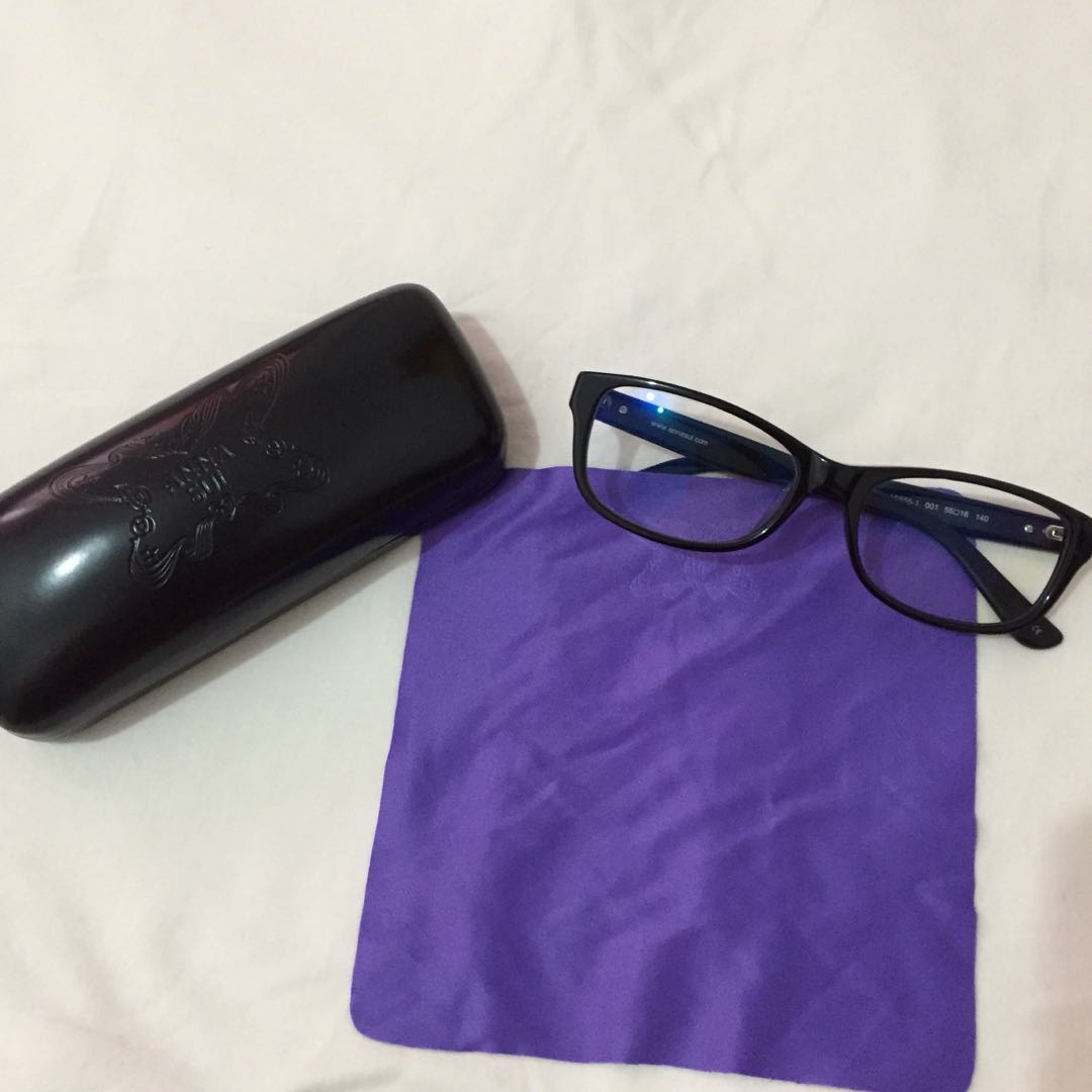 Anna Sui Glasses/Frame, Preloved Women\'s Fashion, Accessories on ...