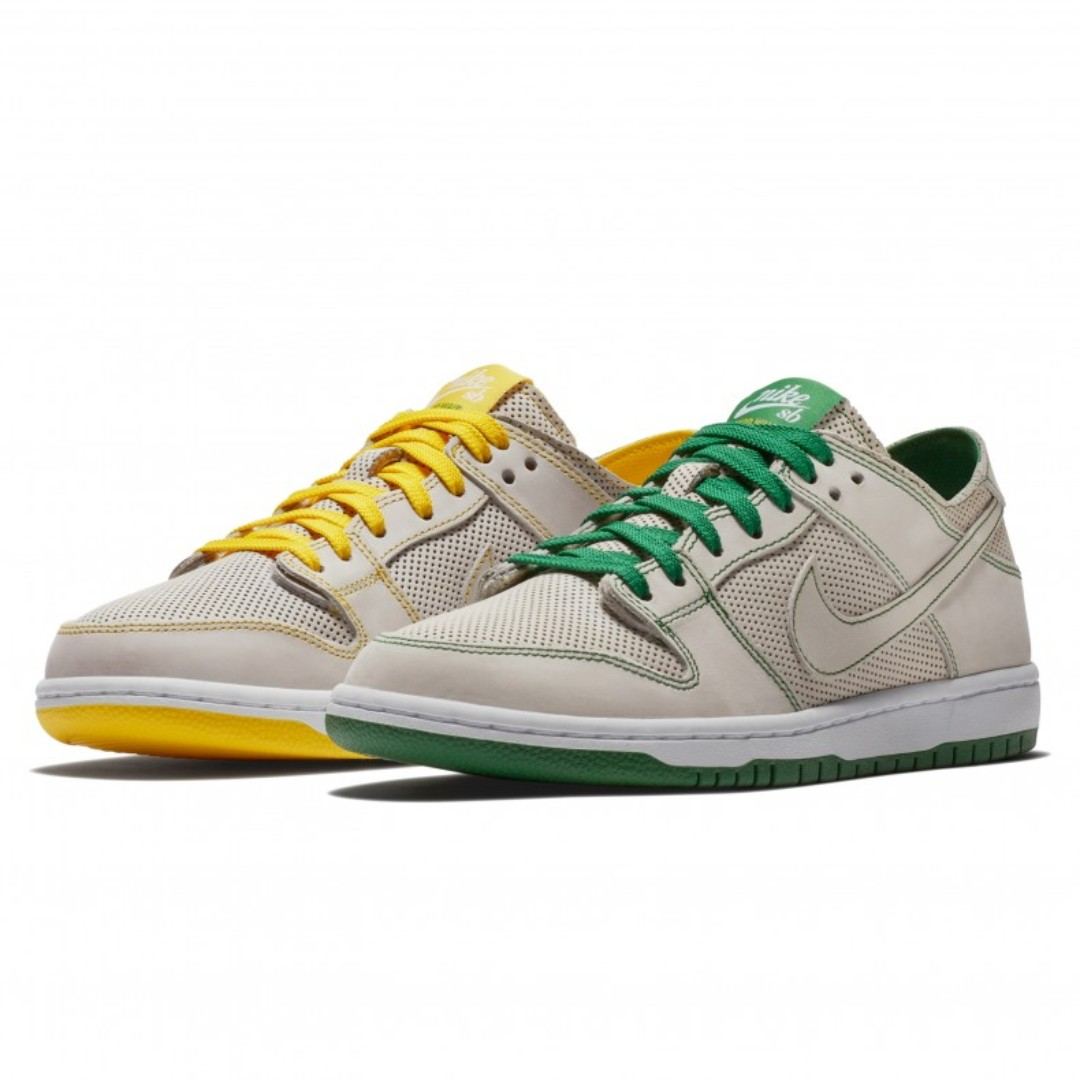 03f4cc75337 Authentic Nike SB x Ishod Wair Zoom Dunk Low Pro Deconstructed ...