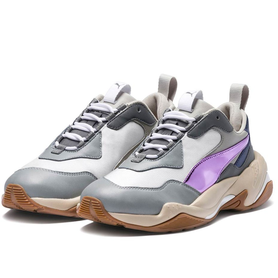 Authentic Puma Thunder Electric Purple 5f281ce37