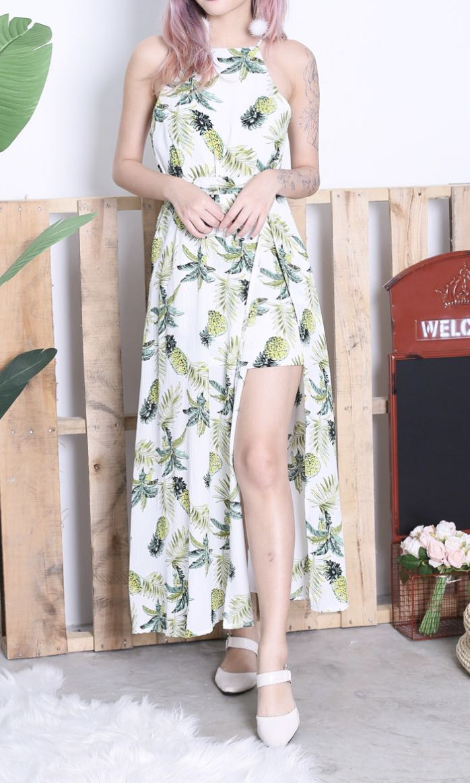 Bnib Beach Getaway Maxi In Off White Women S Fashion Clothes Dresses Skirts On Carou