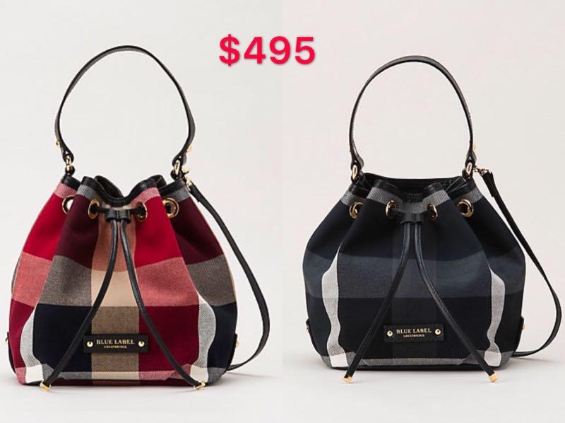 Crestbridge blue label preorder, Women s Fashion, Bags   Wallets, Handbags  on Carousell b7d066b6bf