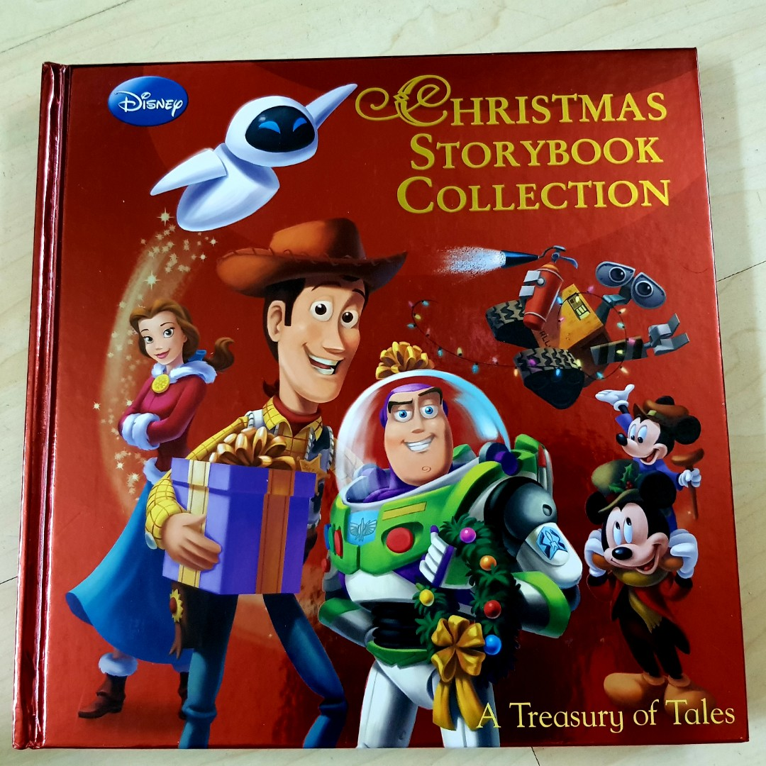 disney christmas storybook collection books stationery childrens books on carousell - Disney Christmas Storybook Collection
