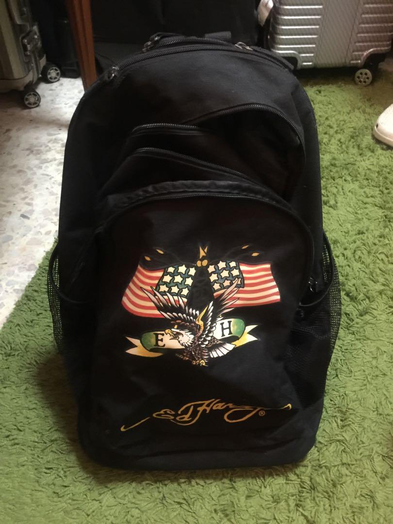 Ed Hardy Backpack ddc7e08d12e6b