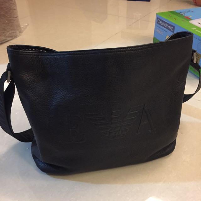 emporio armani sling bag 8bb8949f34485