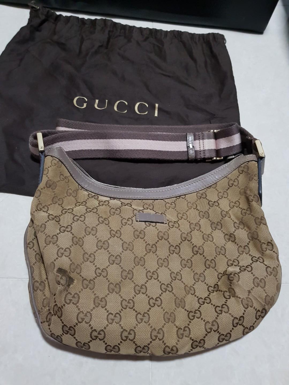 4ad509195c5 Gucci Sling Bag