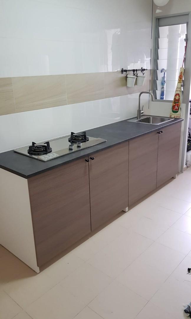 Ikea Knoxhult Series Modular Kitchens