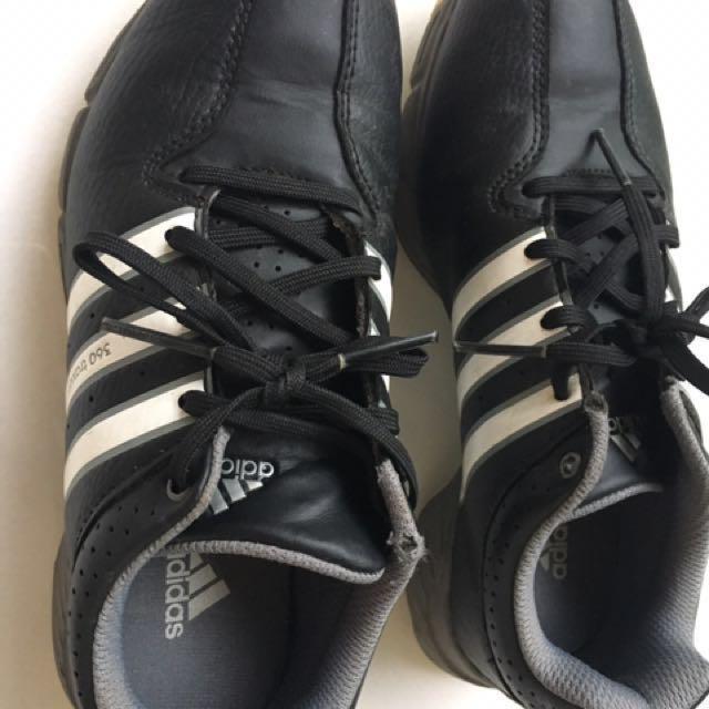 Junior 350 Traxion Adidas Golf Shoes