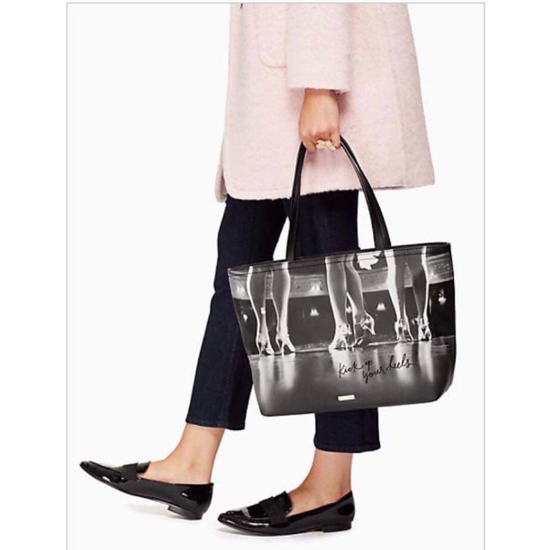b89250db09c9 Kate Spade Bag - Dress The Part Kick Up Your Heels Francis
