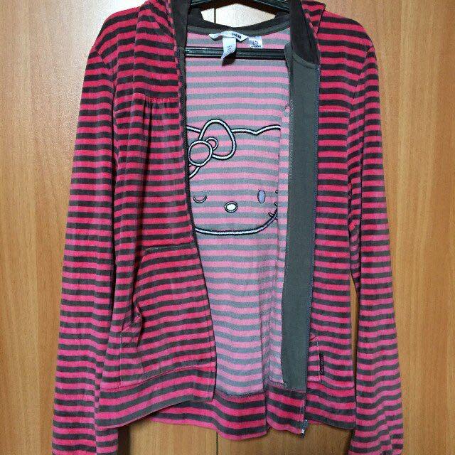 48bfae07400 Limited Edition H M Hello Kitty Jacket