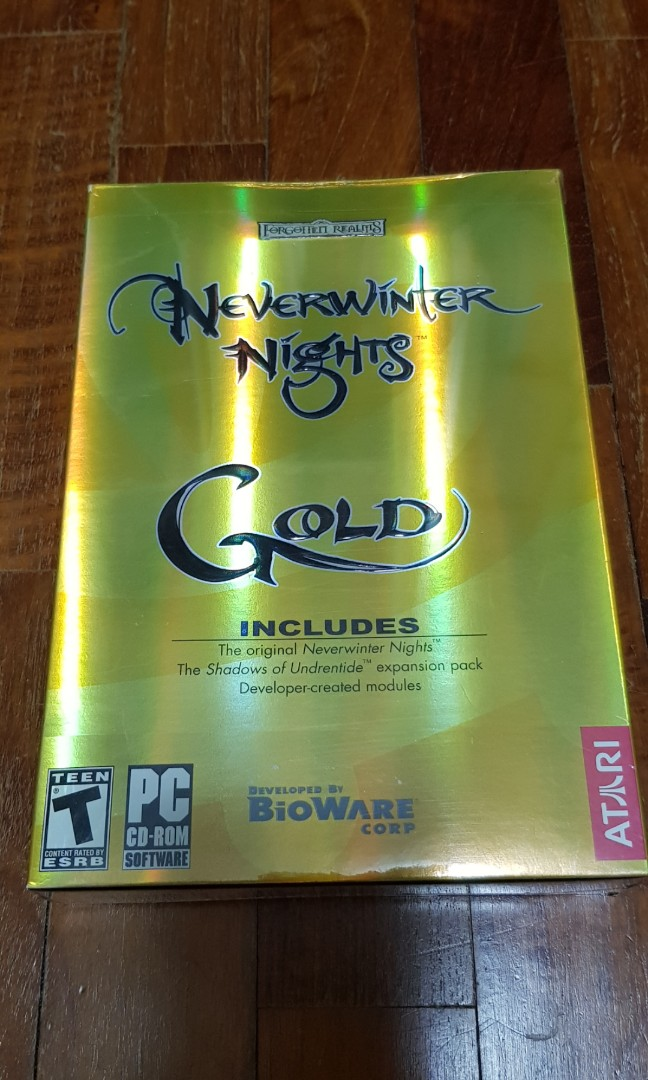 neverwinter nights gold cd key generator