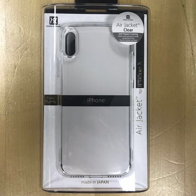 newest 90528 2827a [New UPDATED Version] Power Support Air Jacket for iPhone X