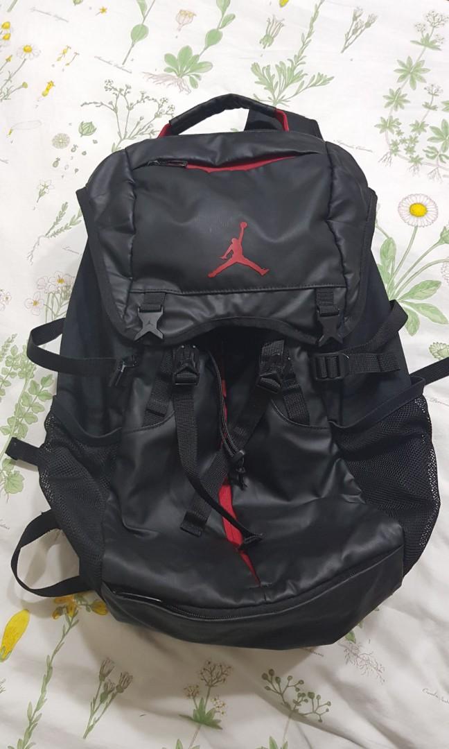 86c97cdd855b Nike Air Jordan Take Over Backpack BA4455 Used