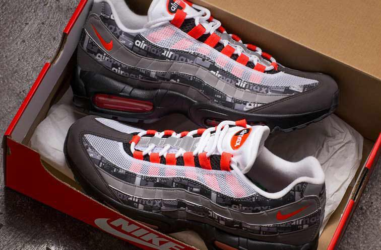 first rate 016cf 98fd1 Nike Air Max 95 Atmos, Men's Fashion, Footwear, Sneakers on Carousell