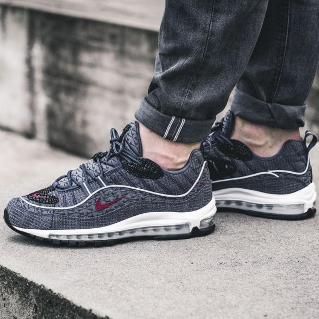 promo code f0c76 a1641 Nike Air Max 98 QS
