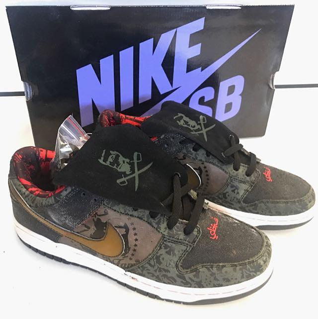 654de2cc3095 Nike Dunk Low SB SBTG
