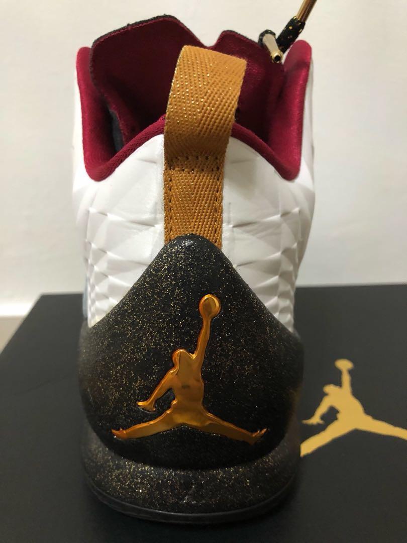 6e883469303fba Nike Jordan Melo 11 Cardinal