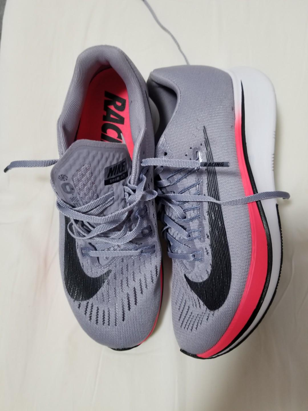 NIKE ZOOM FLY SIZE 7US WOMSN