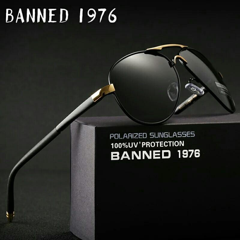 cba98cd659 Polarized UV 400 men s Sunglasses brand new male cool driving Sun Glasses  driving eyewear gafas de sol shades with box