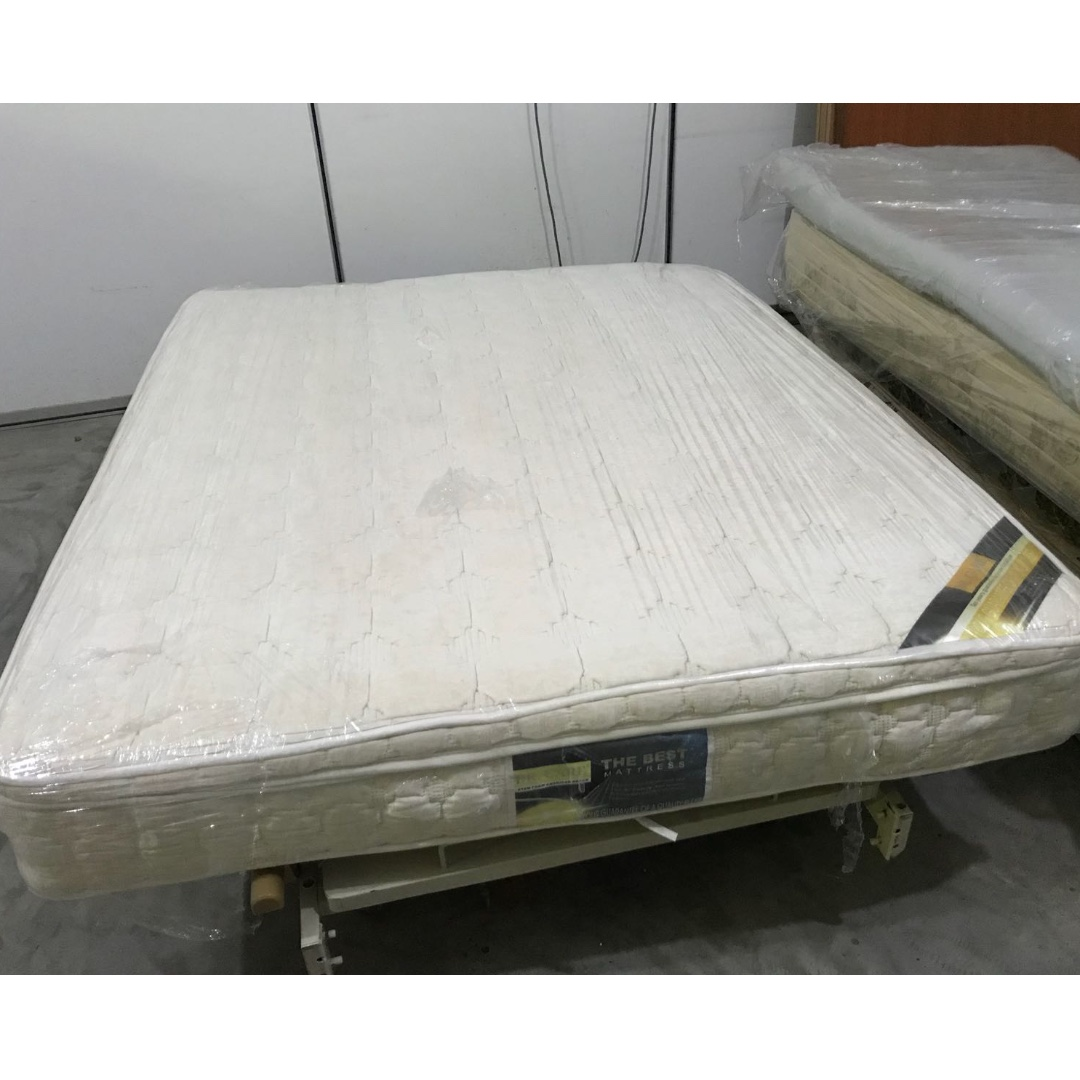 Queen Mattress (used a little) about 7/10