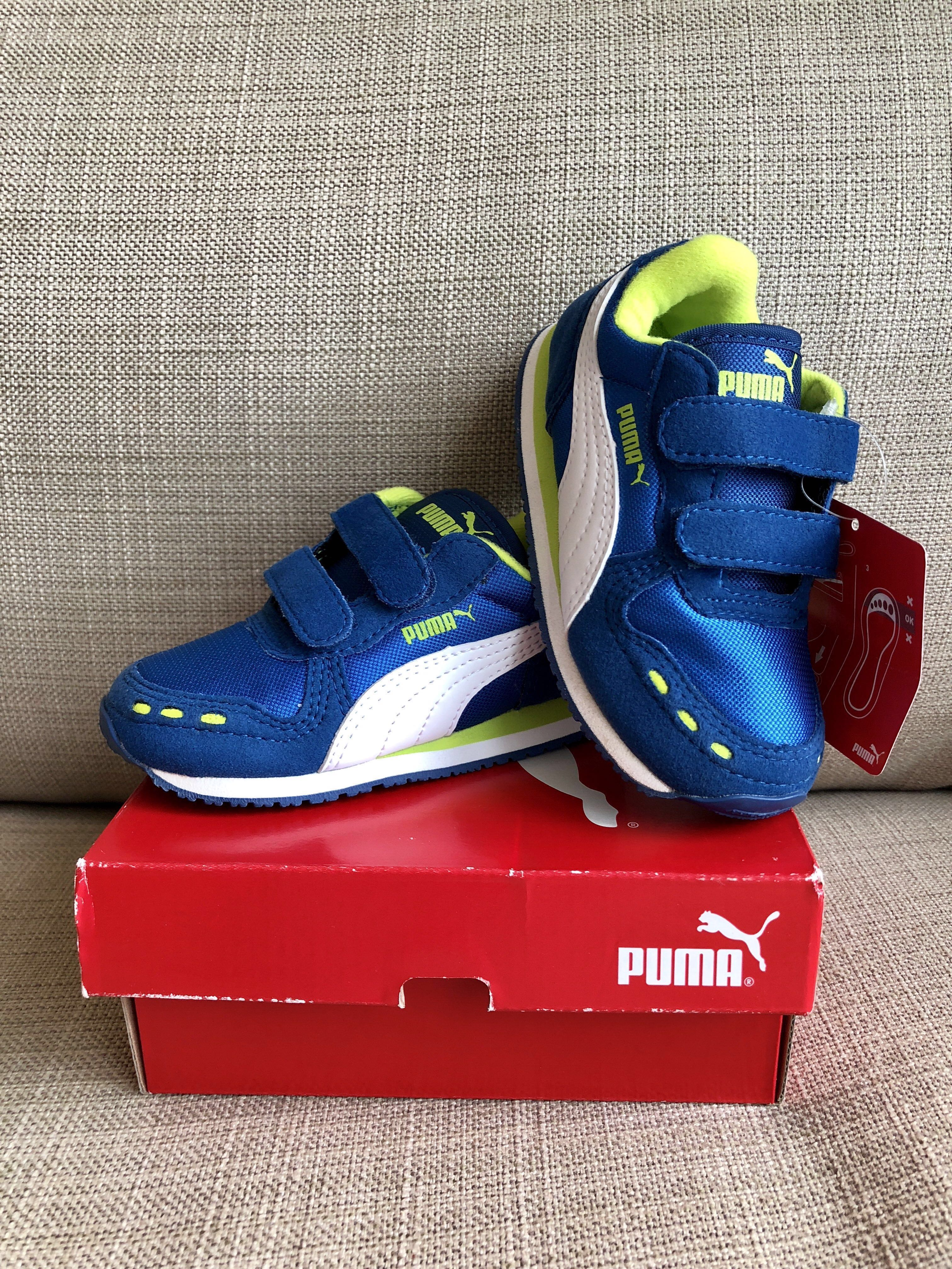 f9914ade98e0 SALE!! Brand NEW with tag Puma kids sports Shoes  toddler sneakers ...