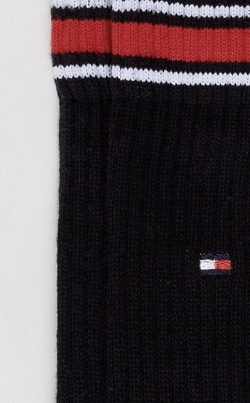 72bd46291 Tommy Hilfiger Flag Crew Socks