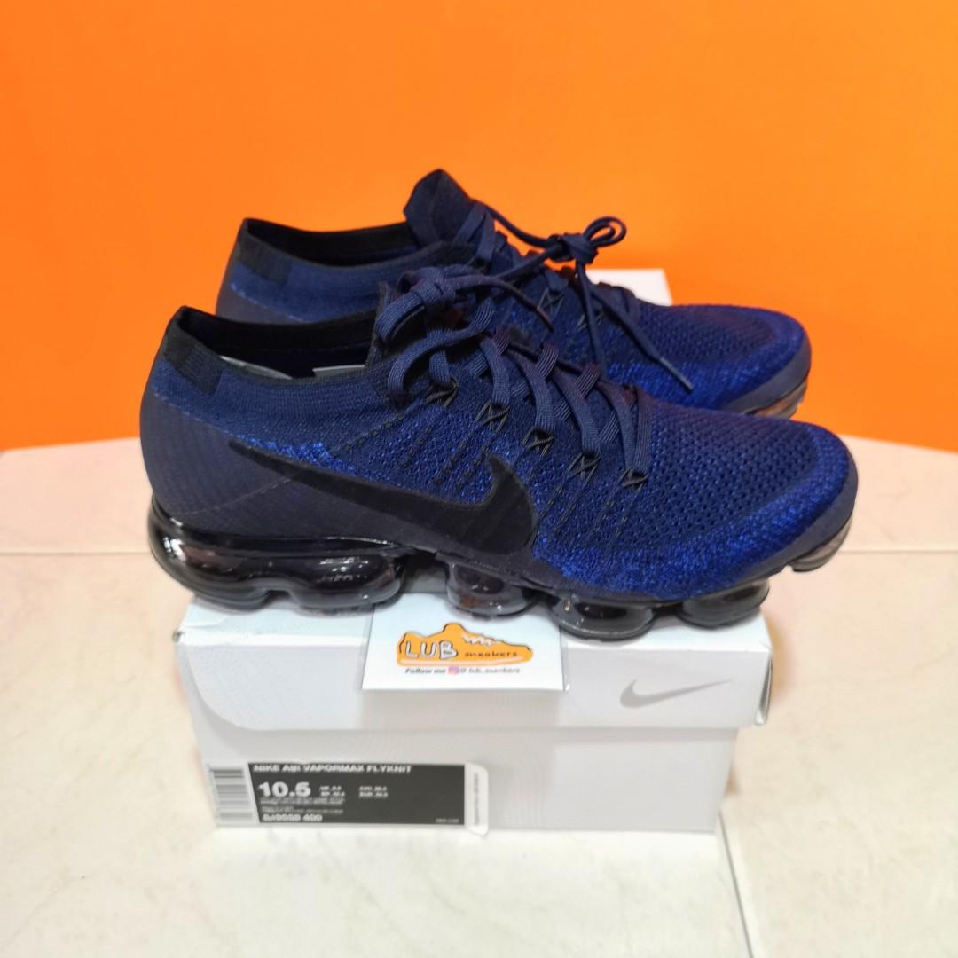 1dd95e4892 US10.5 Nike Air Vapormax Midnight Navy