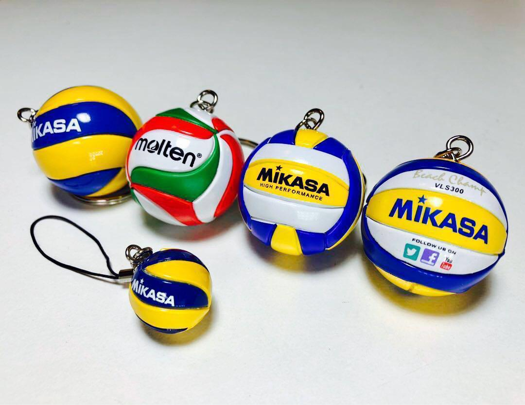 Vb1 Volleyball Keychain Men S Fashion Accessories On Carousell