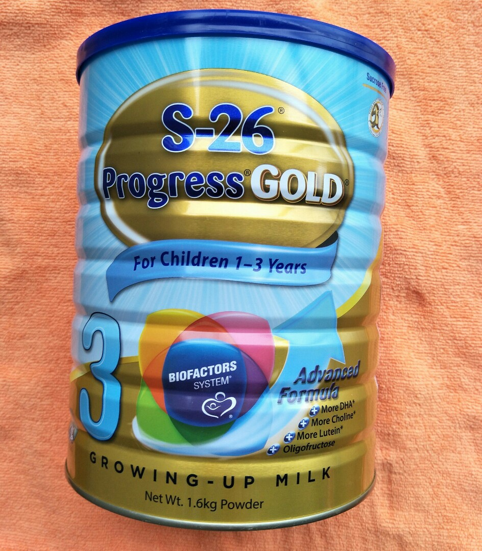Wyeth S26 Progress Gold Stage 3 Milk Powder Babies Kids Nursing S 26 Procal Can 400g Feeding On Carousell