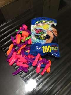 Water Balloons! 100+