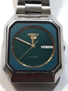 SEIKO 5 Automatic watch 21 jewels